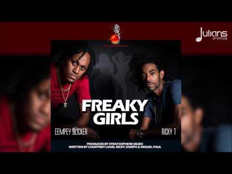 Eempey Slicker & Ricky T - Freaky Girls