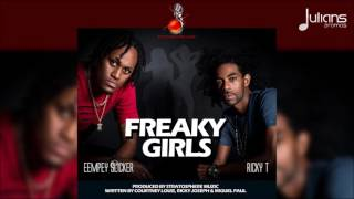 "Eempey Slicker & Ricky T - Freaky Girls ""2017 Soca"""