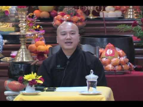 Thay Thich Phap Hoa Phat Day Chan Trau Part #1