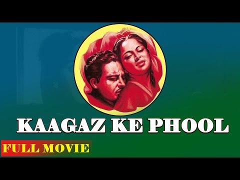 Kaagaz Ke Phool Full Movie HD | Guru Dutt | Waheeda Rehman | Old Classic Hindi Movie | TVNXT Hindi