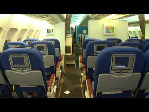 Lonely flight from LHR to Jeddah via Riyadh (filmed for HarriHealey)