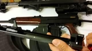 VZ-2008 VZ-58 SKS AK-47 Magazine Easy Loader Speed Loader and Unloader