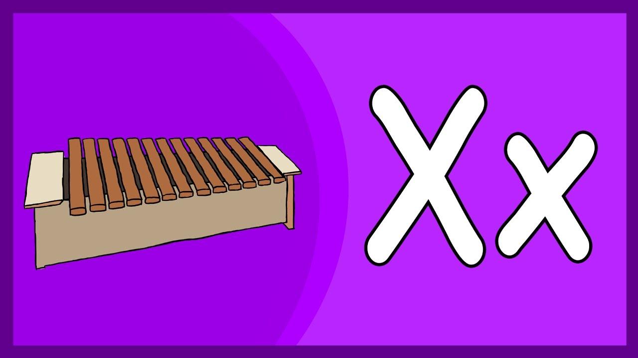 letter x song - abc mouse - alphabet songs for kindergarten - phonics letter x-song