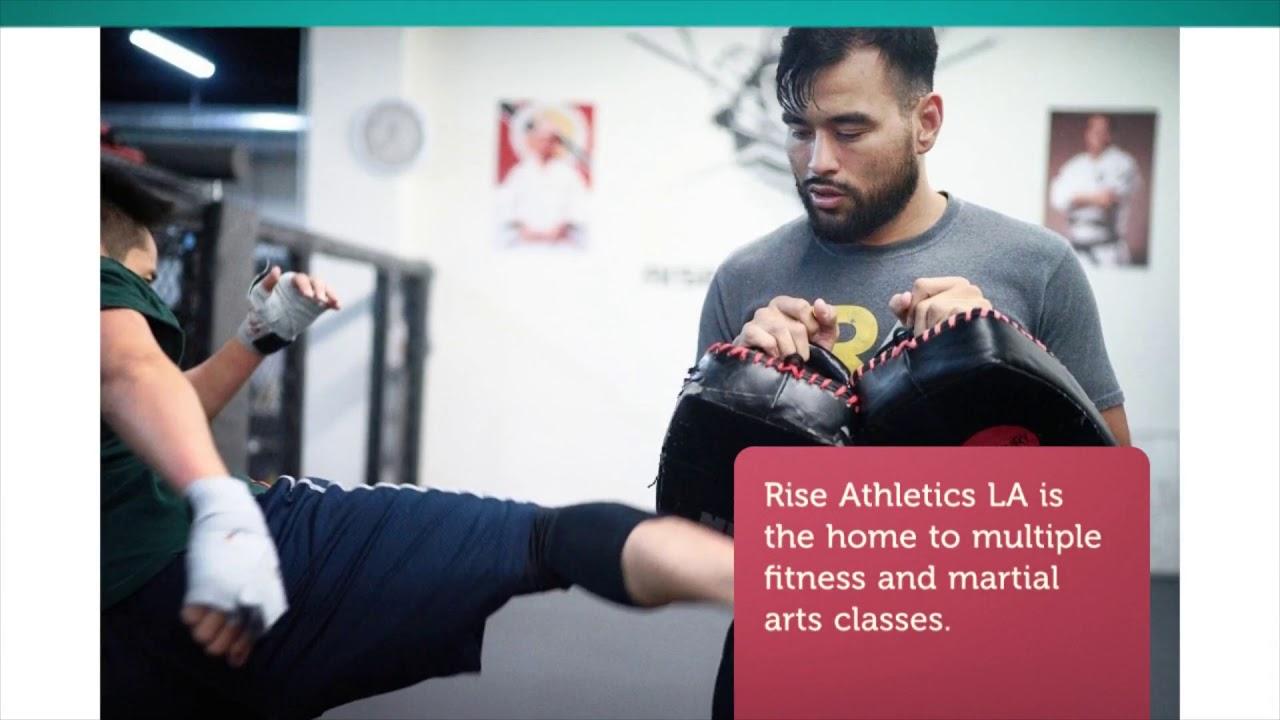 Rise Athletics - Best Crossfit Gym Los Angeles, CA