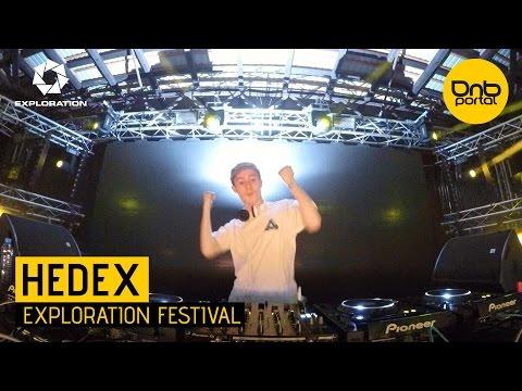 Hedex - Exploration Festival 2016 [DnBPortal.com]
