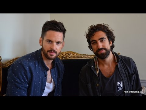 Tom Riley & Gregg Chillin   for Da Vinci's Demons