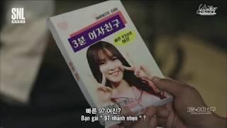 [Vietsub] SNL Korea 9 - Bạn gái 3 phút Yuju (GFriend)