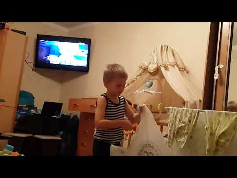 сын 6 лет