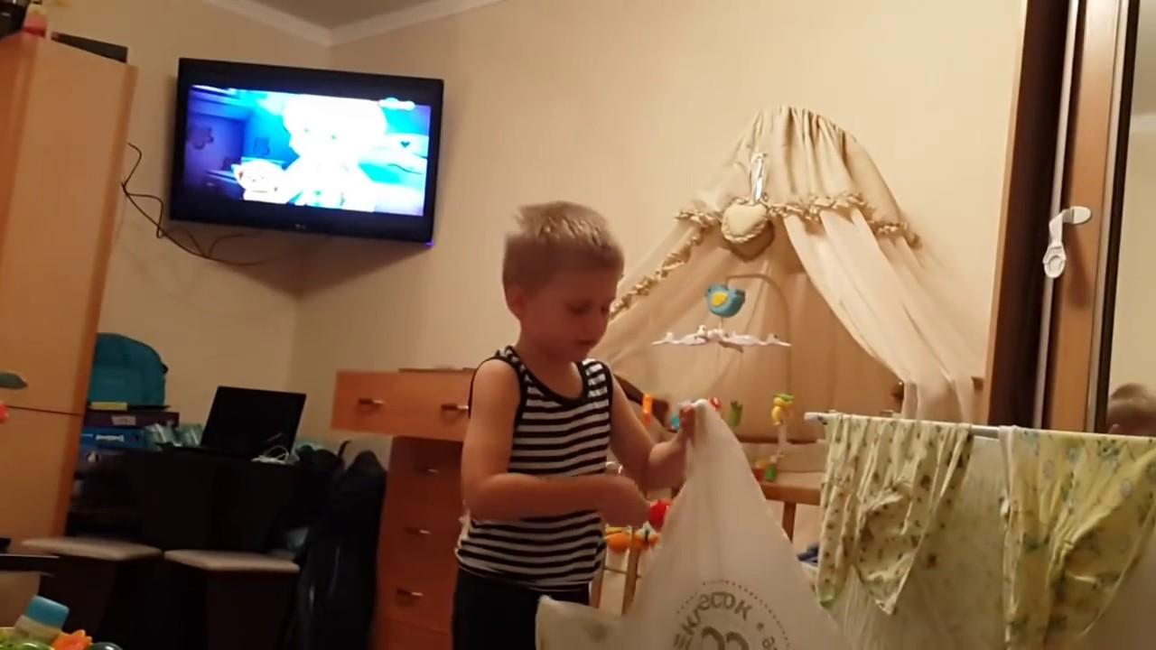 сын 6 лет уходит из дома)) 2019 1 часть