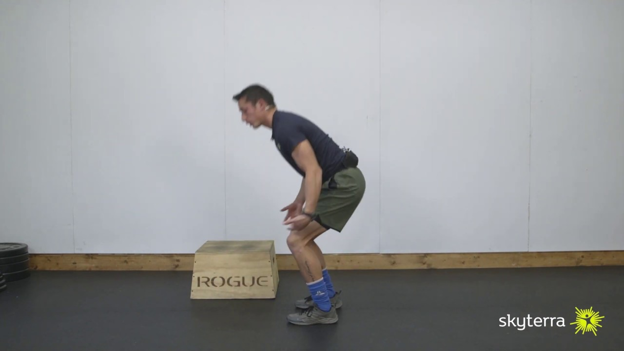 Tabata: Burpee and Mountain Climbers