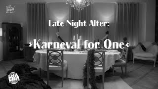 Karneval for one