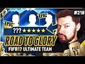 EPIC NEW SQUAD BUILDER! - #FIFA17 Road to Glory! #218 Ultimate Team