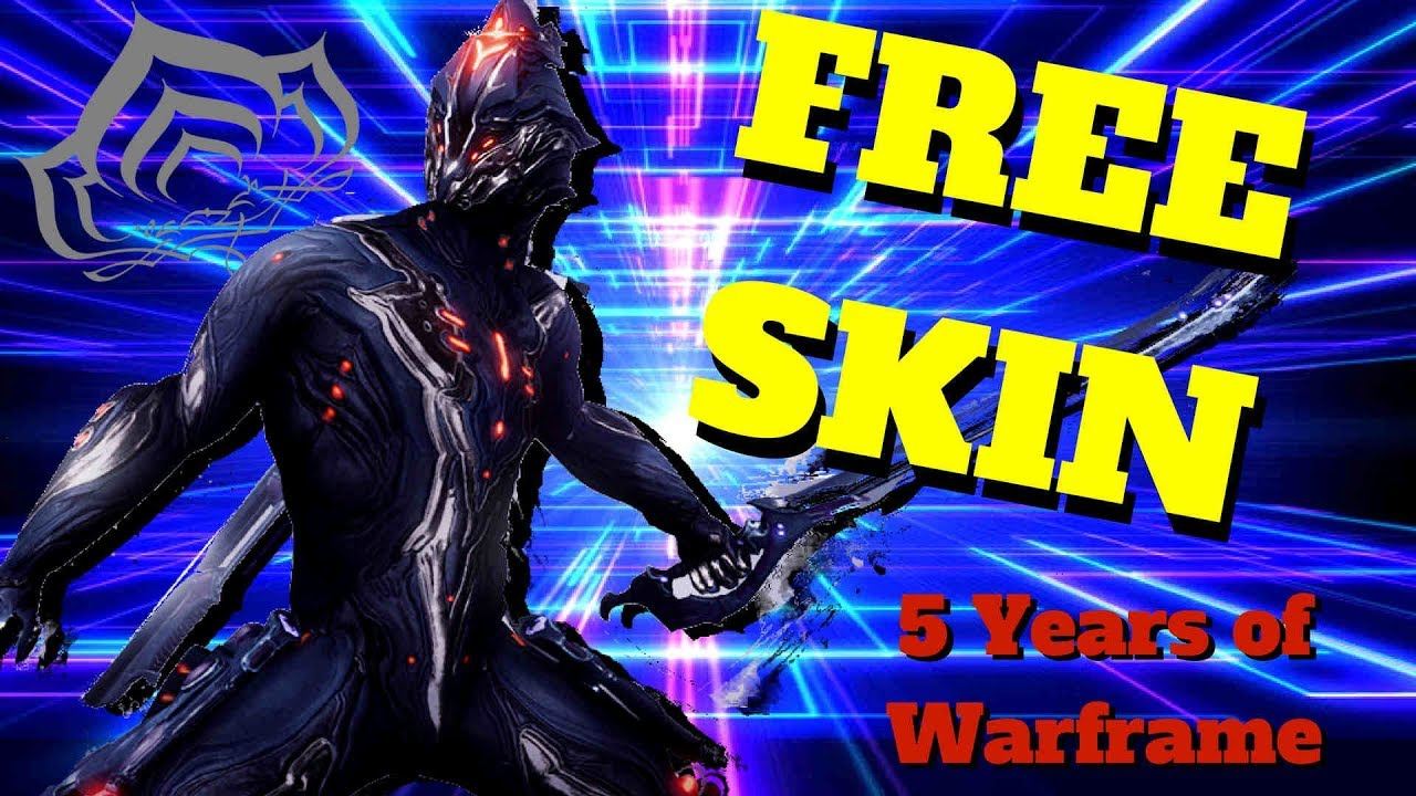 warframe how to get skins for free