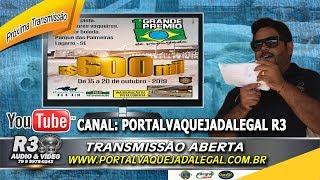 1º GRANDE PRÊMIO BRASIL DE VAQUEJADA   - PQ. DAS PALMEIRAS - LAGARTO /SE