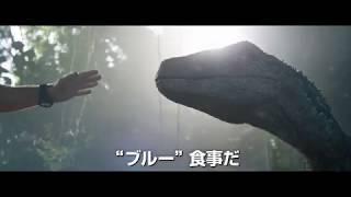 『ジュラシック・ワールド/炎の王国』TVスポット30秒(パーク崩壊編)