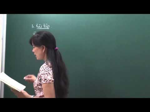 Hóa lớp 9 - Tính chất của kim loại (T1) - Cô Hoàng Kim Nhung [Hocmai.vn]