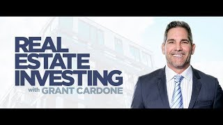 No Money Down Real Estate Investing Made Simple With Grant Cardone