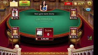 Loss 5Laks in ultimate Rummy online game worst play