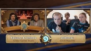 Hearthstone Global Games: Interview Failed with Czech Republic