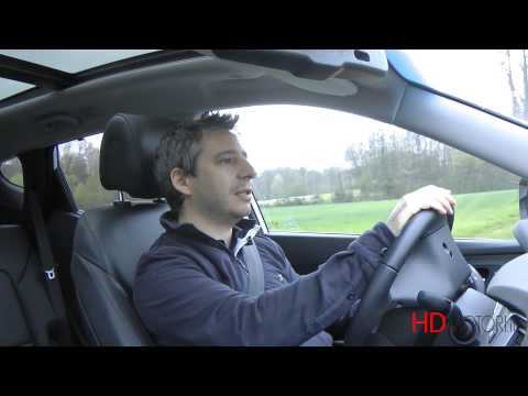 Hyundai Santa Fe 2.2 crdi 4wd test drive da HDmotori.it