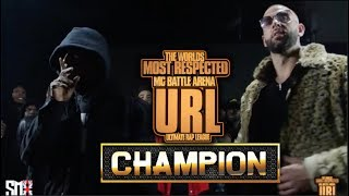 CHAMPION | TAY ROC VS PAT STAY - SM8 - FULL EVENT - REVIEW