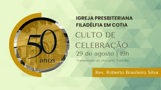 IPF Cotia  -  Culto de Aniversário