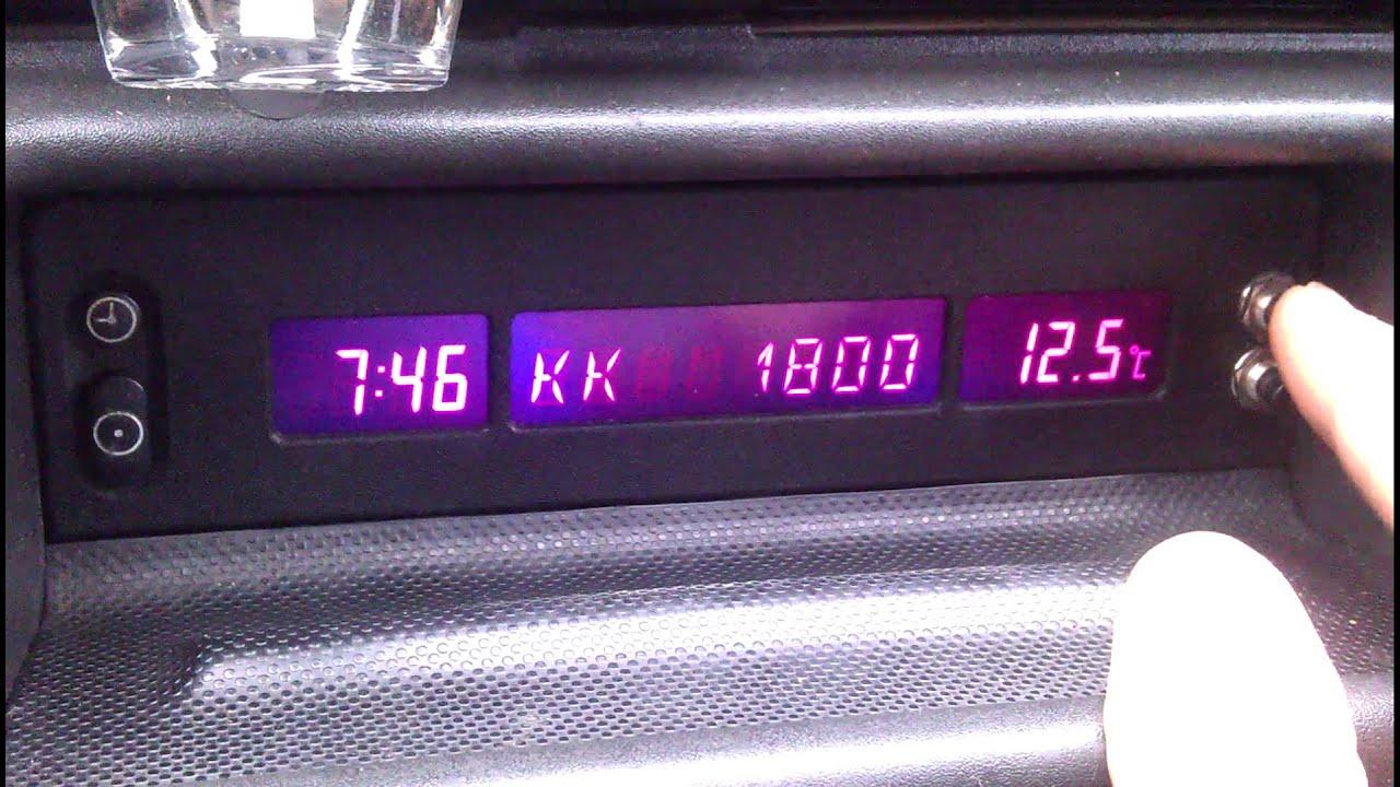 Opel astra g óra beállítása
