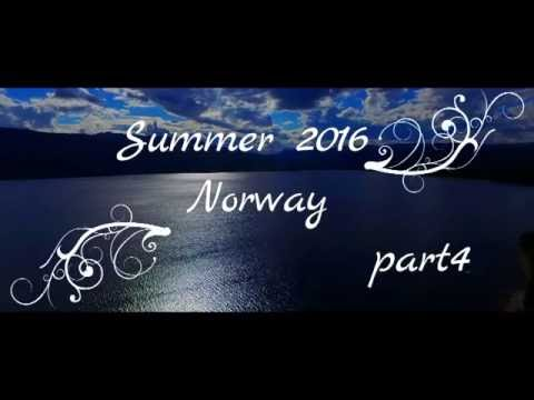 Norway Summer Relaxing video. (Part 4/4)