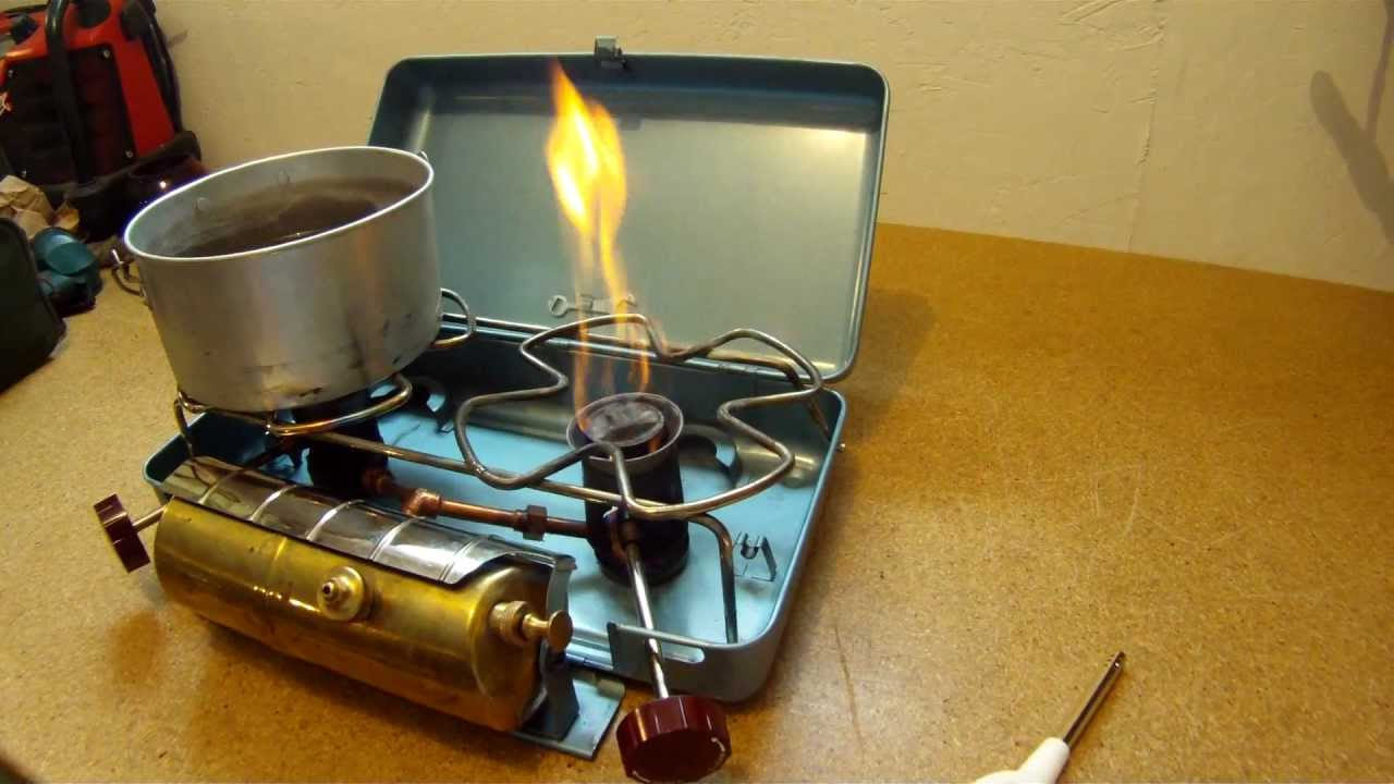 optimus 22B camp stove,DEMO 001.MP4 - YouTube
