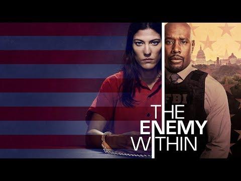 The Enemy Within NBC Trailer  - Jennifer Carpenter Morris Chestnut spy thriller series