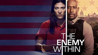 The Enemy Within (NBC) Trailer HD - Jennifer Carpenter, Morris Chestnut spy thriller series