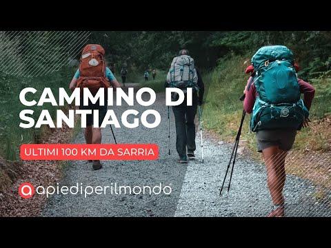 Cammino di Santiago da Sarria - Ultimi 100 km