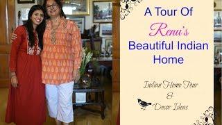 An Indian Home Tour : Inside Renu's Beautiful Indian Home : Home Decor Tips & Ideas