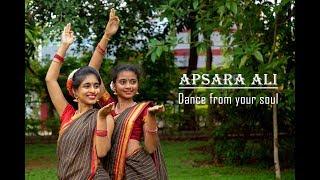 Apsara Ali | Dance Choreography | Lavani Dance | Natarang |