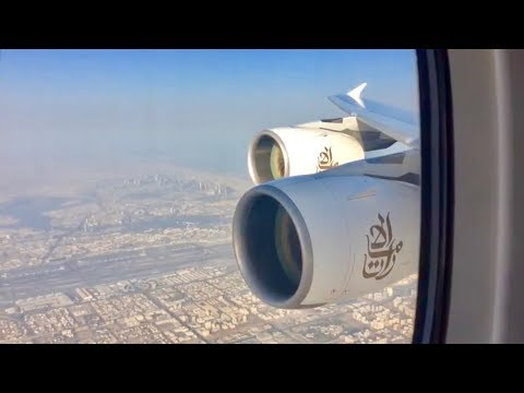 Emirates I London Heathrow - Dubai I Economy I Airbus A380-800