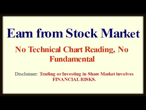 How to Earn Profit from Stock Market (Hindi)- how to pick profitable trades or stocks