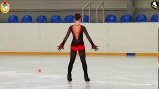 ポリーナ・マスレンニコワ Полина Масленникова (Polina Maslennikova) CSKAビクトリーデイ 1スポーツ