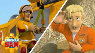 Wallaby 2 Rescues Tom Thomas! | Fireman Sam US | NEW EPISODE | Cartoons for Kids