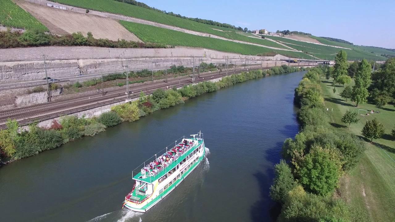 Würzburg Veitshöchheim Schiff