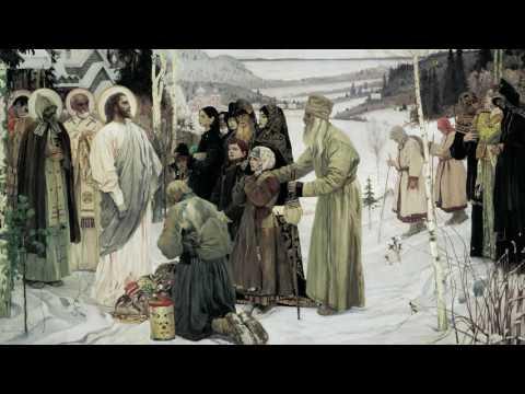 Chấm Nối Chấm 2016: 07.09: Tinh thần nghèo khó