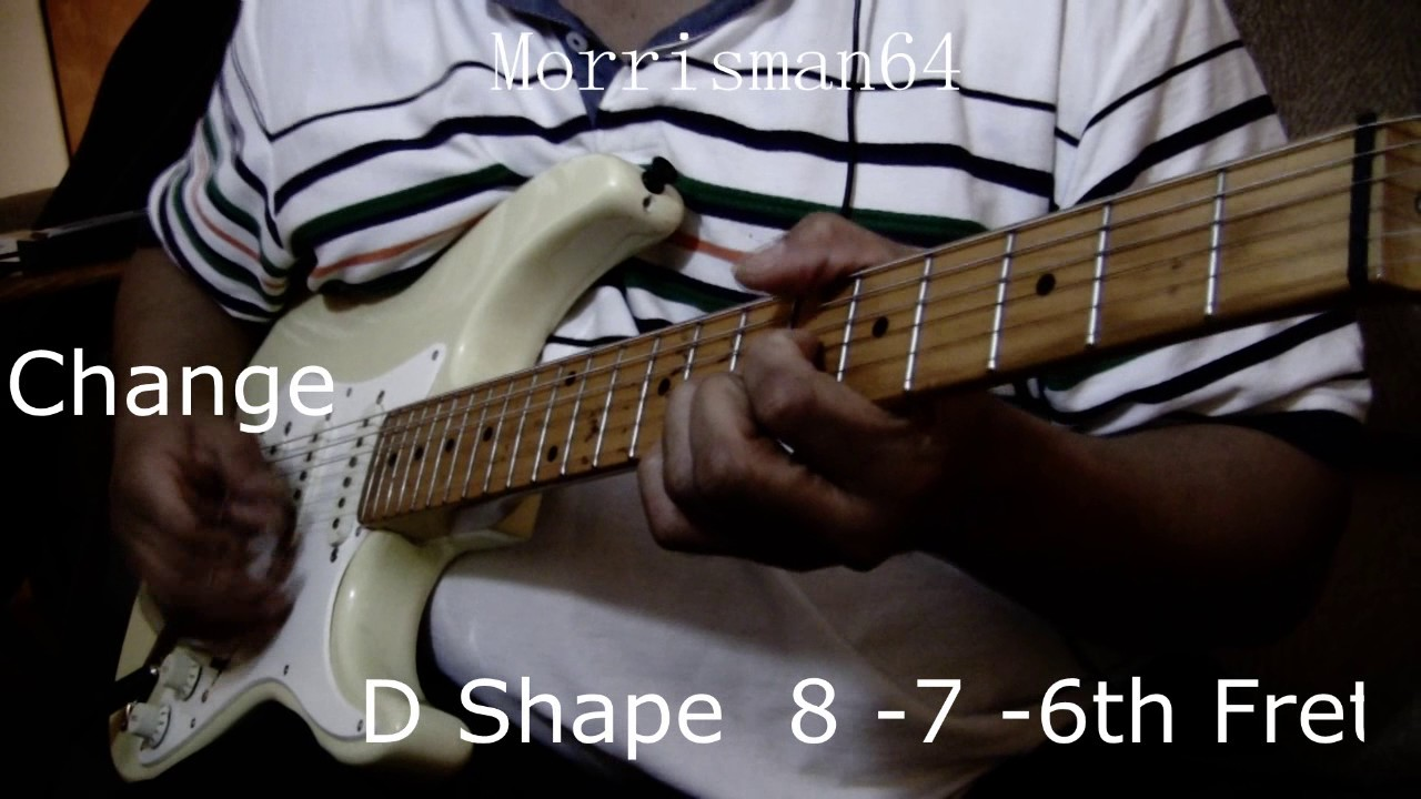 Leon Ware Why I Came To California Guitar Chords Lesson Youtube