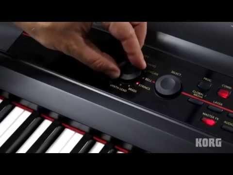KORG® KROSS - Music Workstation