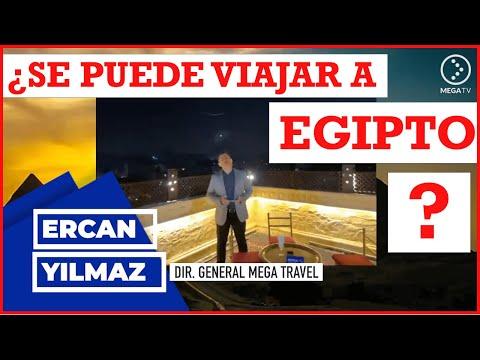 ¿Se Puede Viajar A Egipto? Viaje A Turquía, Egipto Y Jordania Con Todas Medidas De Seguridad. 1 De 2