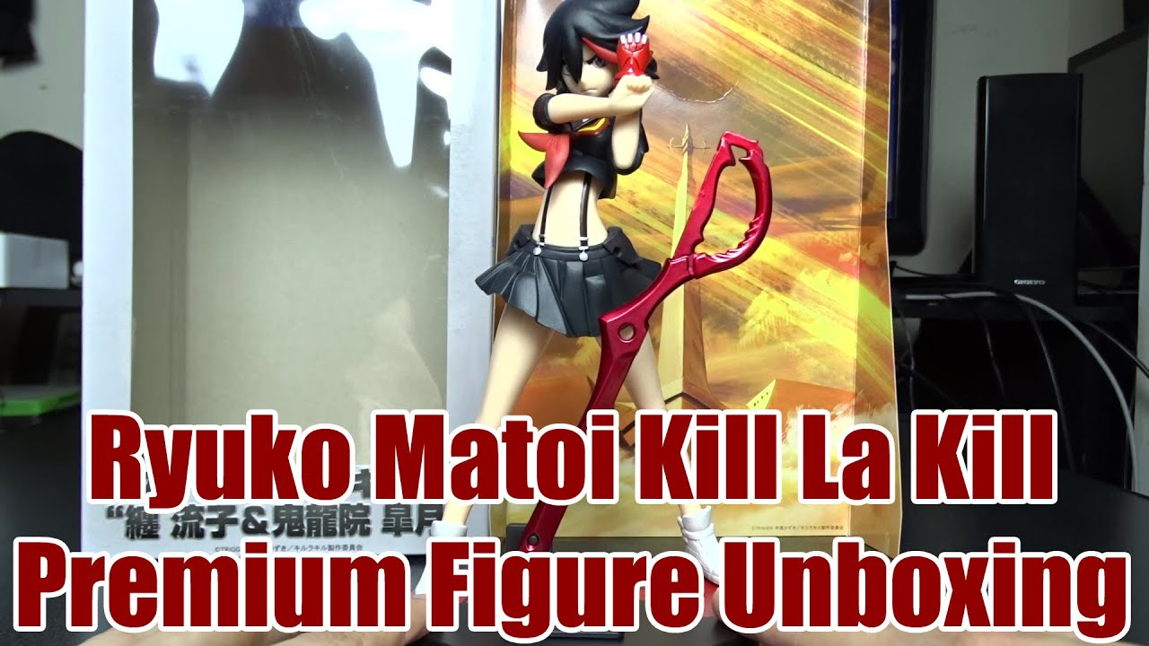 Kill la Kill Premium Figure Ryuko Matoi Sega FROM JAPAN