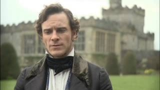 Michael Fassbender Exclusive Interview On Set Of Jane Eyre (2011)
