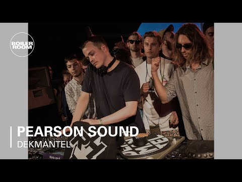 Pearson Sound Boiler Room x Dekmantel Festival DJ Set Mp3
