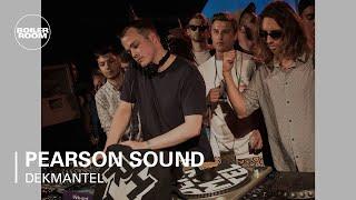Pearson Sound Boiler Room x Dekmantel Festival DJ Set