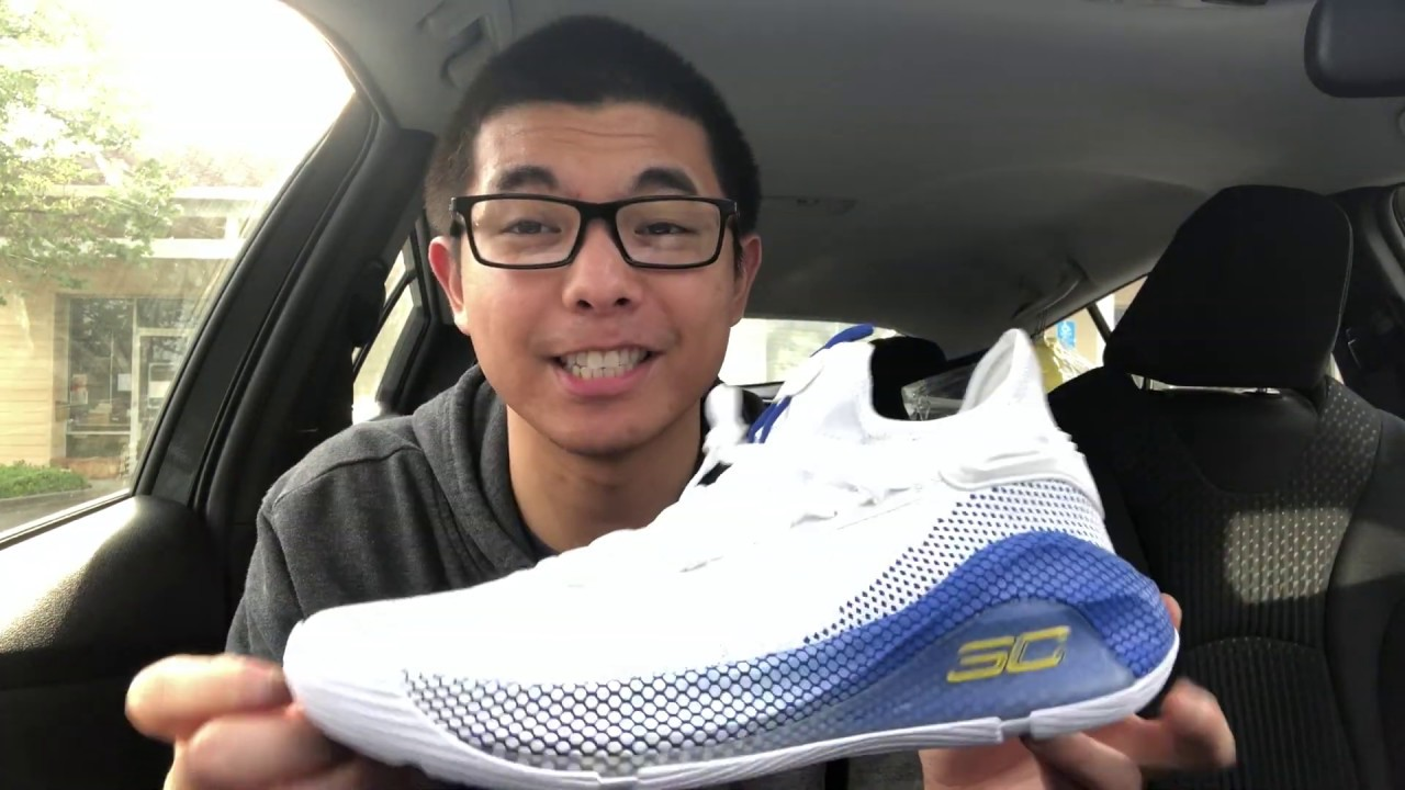 999181c5 Under Armour Curry 6