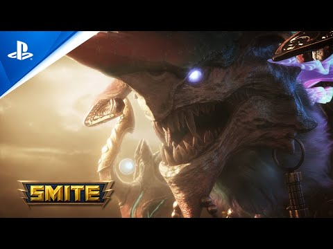Smite  - New Goddess: Tiamat Reveal | PS4