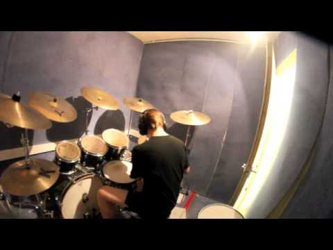 Bullet For My Valentine - Hearts Burst Into Fire - Drum Cover - No Backing Track